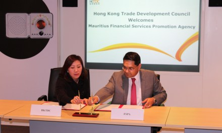 Hong Kong et Maurice associent leurs centres financiers