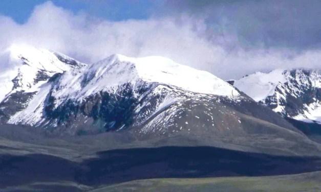 Le Tibet menaçait par l'écoulement de mercure