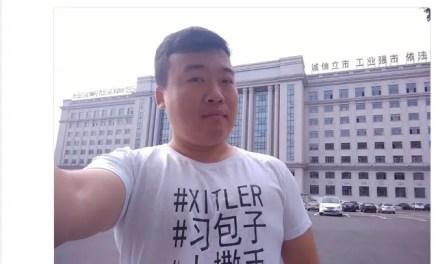 Appeler Xi Jiinping «Xitler» ne passe pas du tout !