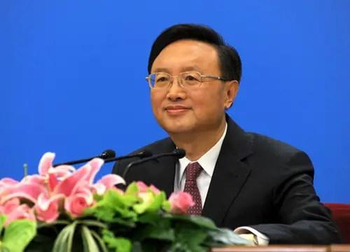 Un haut diplomate chinois appelle à l'apaisement des relations Chine/Etats-Unis