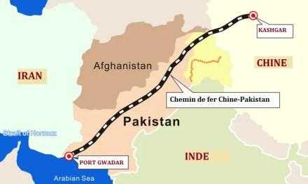 Accès direct à l'Océan Indien pour la Chine