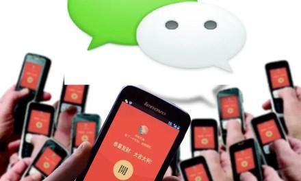 WeChat gère plus d'un milliard de compte