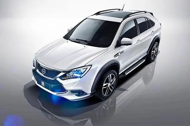L'automobile chinois s'expose au Cameroun