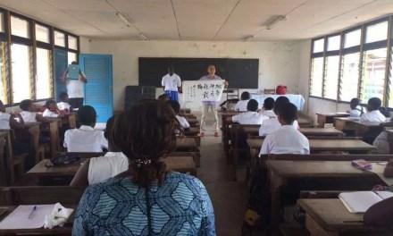 Le Lycée Sainte Marie s'ouvre à la culture chinoise