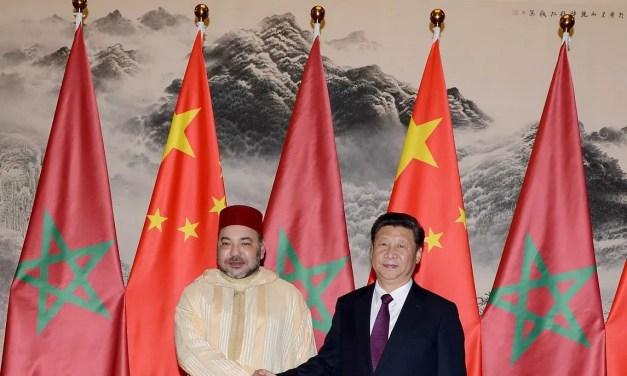 Le roi Mohammed VI discute du vaccin anti-Covid-19 avec Xi Jinping