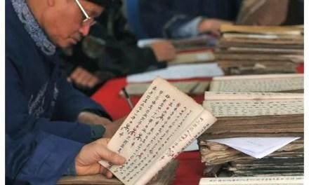 Des chercheurs tentent de sauver l'écriture Shui