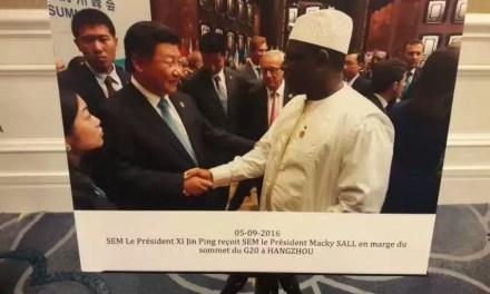 Le Sénégal impatient de la visite de Xi Jinping