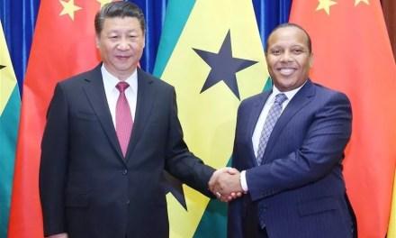 Plus de visa entre Sao Tomé-et-Principe et la Chine
