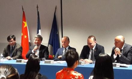 L'Office de tourisme d'Aix nomme son ambassadeur pour la Chine