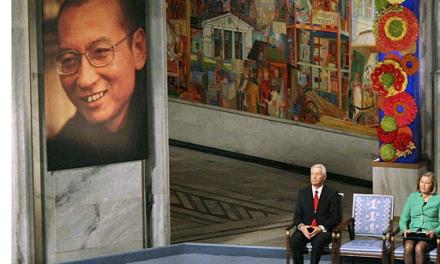 Liu Xiaobo, au cœur d'une polémique diplomatique