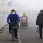 Nouvelle hausse de la pollution