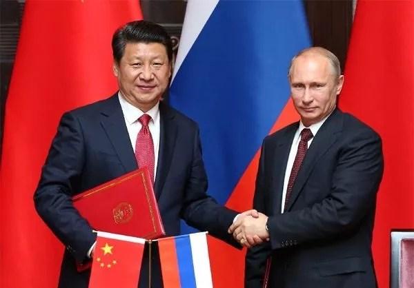 Chine-Russie : conserver des rapports amicaux