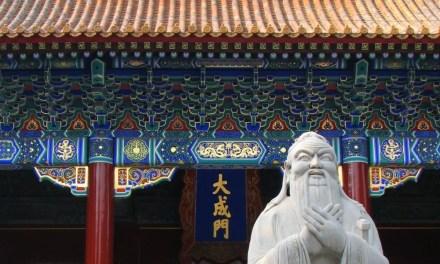 Beijing abrite le Temple de Confucius