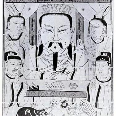 Cài Lún, inventeur du papier