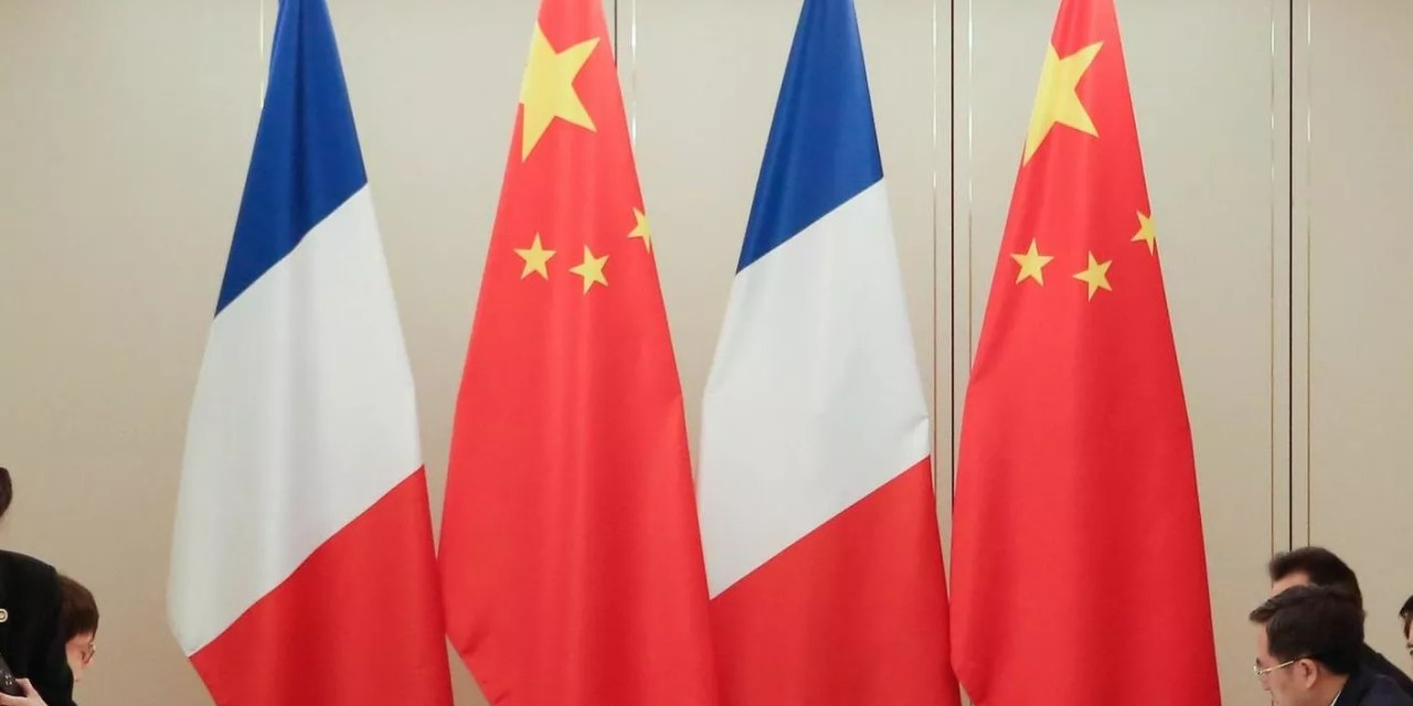 France-Chine, 55 ans d'échanges en progression