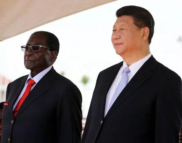 Le Zimbabwe et la Chine accentuent leur coopération