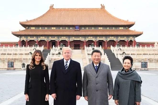 Beijing dément tout tentative de se débarraser de Donald Trump