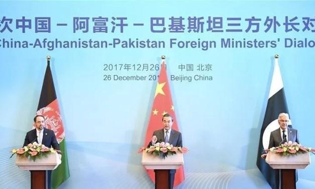 La Chine, le Pakistan et l'Afghanistan veulent lutter contre le terrorisme