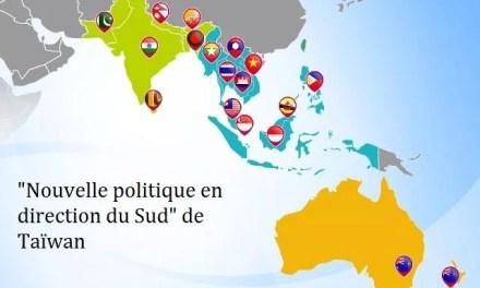 Taipei et sa «Nouvelle politique en direction du Sud»