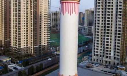 Une tour pour épurer l'air