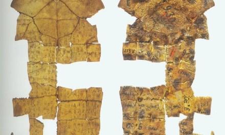 Les os d'oracle devenus Mémoire du monde