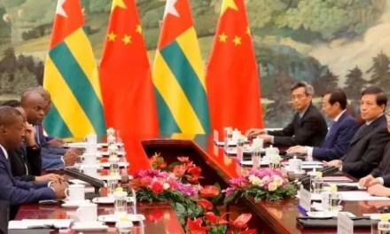 La Chine accorde une enveloppe de 8 milliards de FCFA au Togo