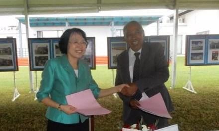 La Chine fait plusieurs dons à la Croix Rouge malgache