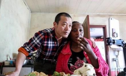 Couple mixte : il est chinois, elle est camerounaise, et ils s'aiment