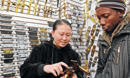 Lancement d'une plateforme e-commerce interentreprises Chine-Afrique