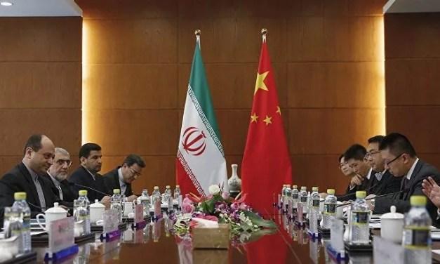 Beijing défend ses relations commerciales avec Téhéran