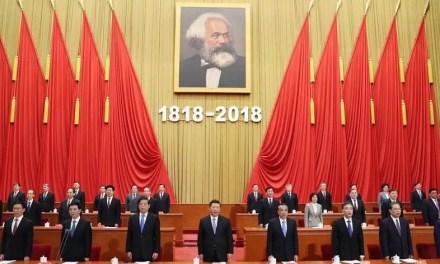 Le socialisme chinois développerait les théories marxistes
