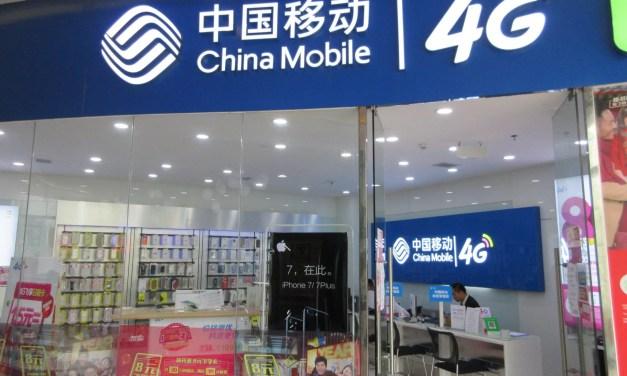 China Mobile, China Telecom et China Unicom seront exclues de Wall Street