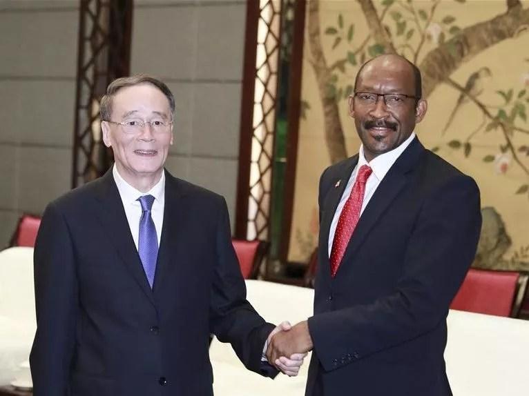 Les Seychelles préservent ses bonnes relations avec la Chine