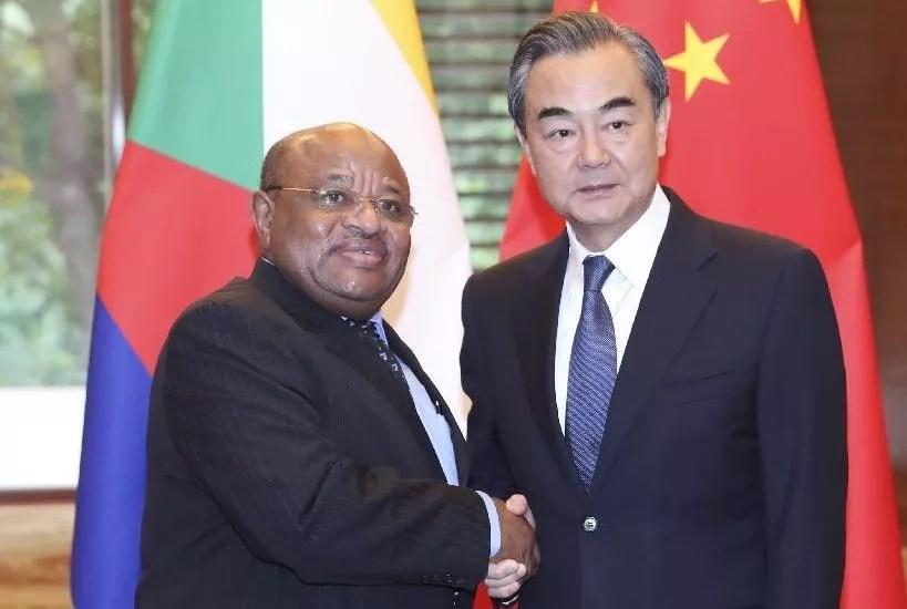 La Chine et les Comores renforcent leur coopération politique