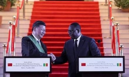 La Chine renforce ses rapports avec l'Afrique