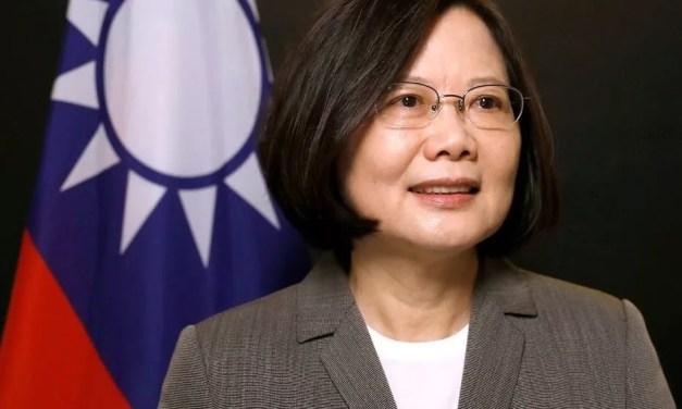 Tsai Ing-wen soutient «la liberté à Hong Kong»