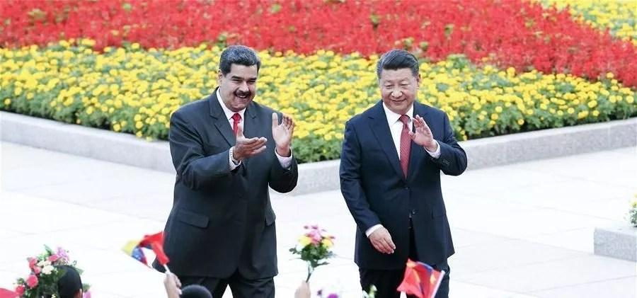 Un million de barils vénézuélien envoyé chaque jour à la Chine