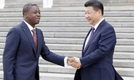 Renforcement de la coopération entre la Chine et le Togo