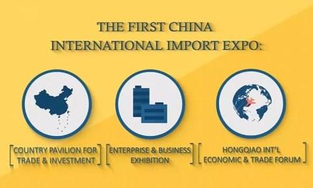 La Foire internationale des importations de Chine, une aubaine internationale