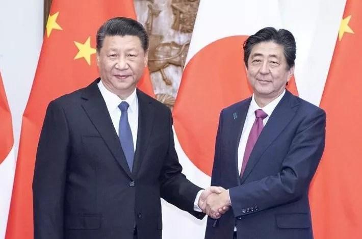 Les relations sino-japonaises se sont réchauffées