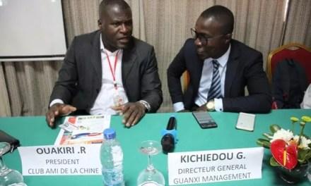 Rodrigue Ouakiri  veut préserver les relations entre la Chine et l'Afrique