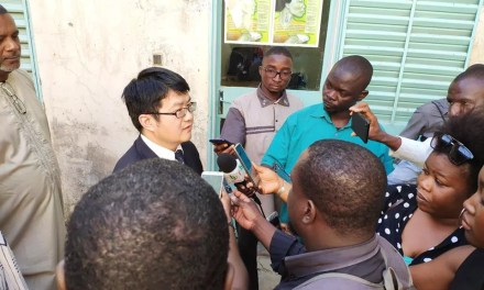 Chine-Burkina Faso : «nous avons tant attendu»