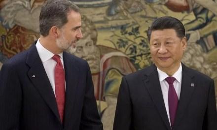 Xi Jinping en visite d'Etat en Espagne