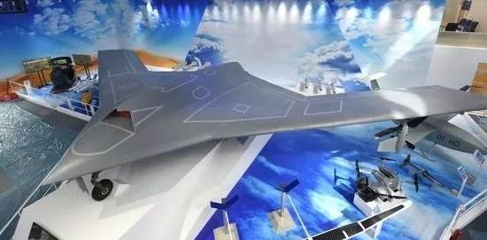 Des drones kamikazes testés en Chine