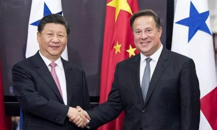 Accords signés entre la Chine et le Panama