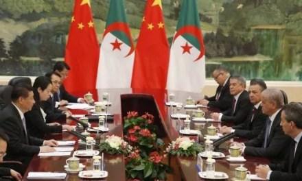 La Chine est toujours premier fournisseur de l'Algérie
