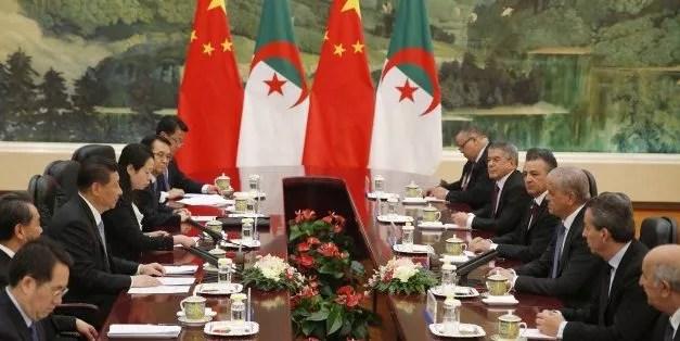 Exemption de visa entre la Chine et l'Algérie