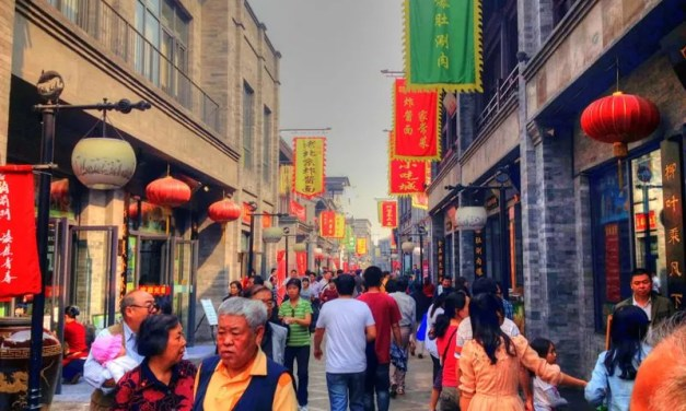 «La Chine peut dépenser plus pour se développer davantage»