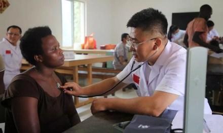 40 ans de Mission médicale chinoise en Centrafrique