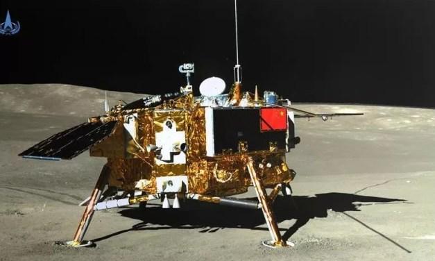 La mission Chang'e-4 est un succès complet